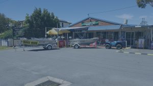 cabbage tree point store - boat hire- shop