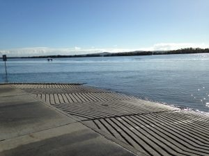 cabbage tree point boat ramp