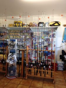 cabbage tree point store - boat hire and tackle