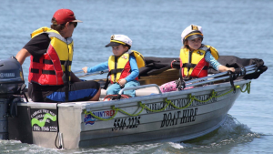 cabbage tree point store - boat hire - customers